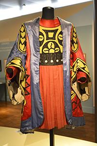 Costume du roi de coeur
