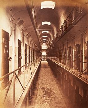 Les couloirs de Mazas