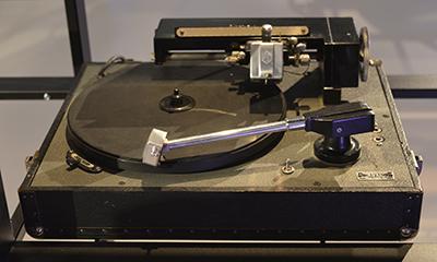 Platine Technics, utilisée par les DJ