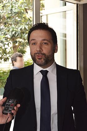 Hugues Renson, délégué général de la Fondation Groupe EDF