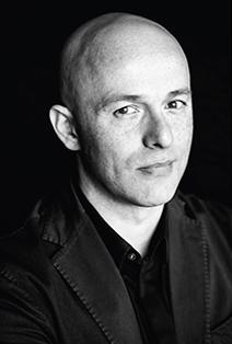 Portrait de Thierry Bigaignon : Russ Rowland.