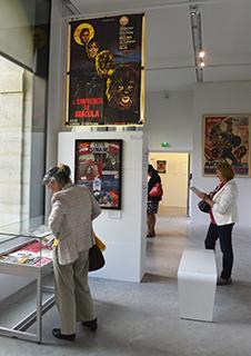 Un petit espace pour une grande exposition