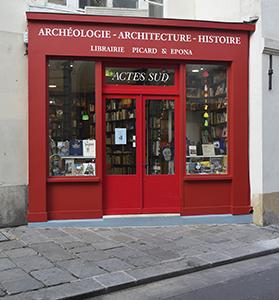 Picard & Epona rue Séguier