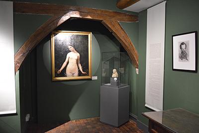 Dernière salle de l'exposition