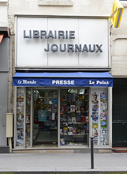 La librairie de Sandrine et Laurent