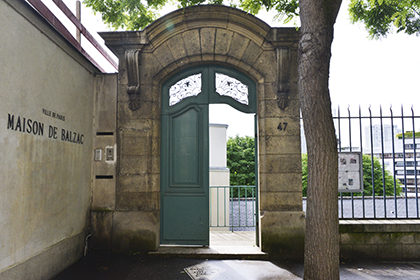 47, rue Raynouard, Paris 16e