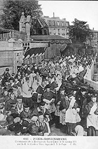 La consécration en 1919