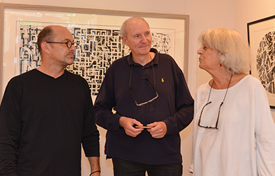 Patrick Vaillant, Egide et Martine Germe
