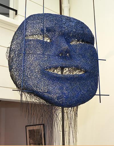 Masque de Patrick Vaillant