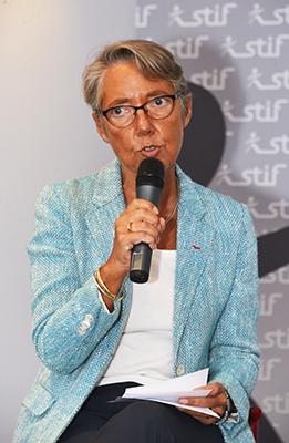 Elisabeth Borne, pdg RATP