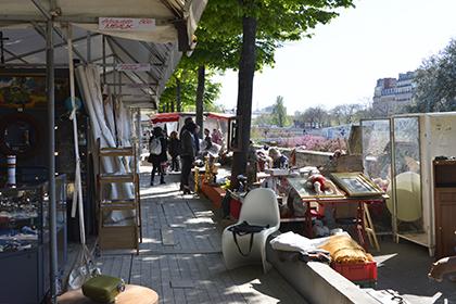 Le salon Antiquités Brocante a créé l'événement en s'installant en 1971 à La Bastille.