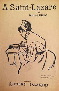 Dans cette chanson d'Aristide Bruand qu'il a interprété lui-même, la prisonnière écrit à son souteneur Polype.