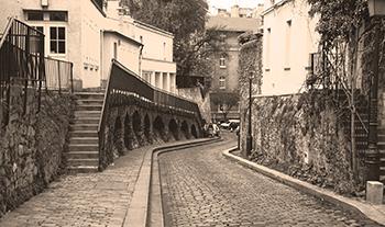 Rue Saint-Vincent
