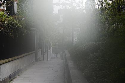 La rue des Brouillards
