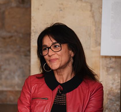 Catherine Leclercq nouveau membre du Conseil de l'Ordre, une habituée des conférences mensuelles