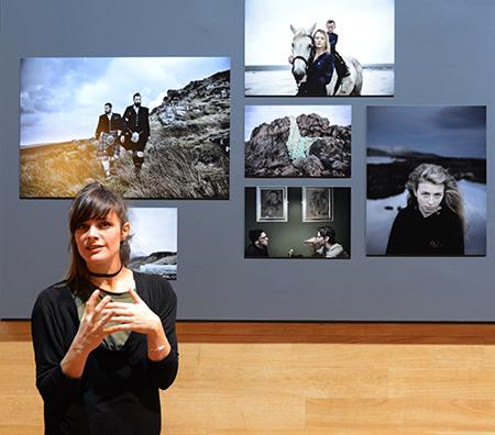 Les portraits de Laetitia Vançon au nord de l'Ecosse