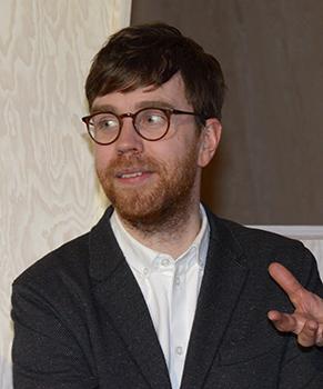 Le réalisateur suédois Marcus Lindeen