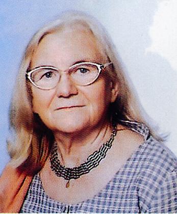 Monique Baroni s'était formée à la peinture dans les années 70.