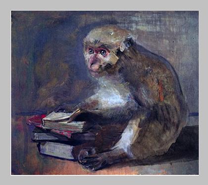 oeuvre de la première lauréate du prix Monique Baroni.