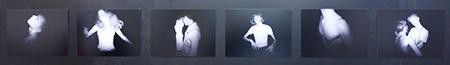 Rebecca Topakian dans la série Infra capte des moments où les danseurs s'abandonnent lors de soirées